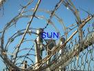 Barbed Iron Wire mesh