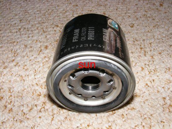 Auto Filters Oil