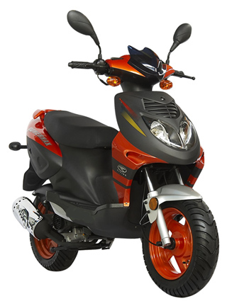 power eec scooter