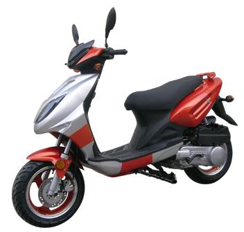 125cc eec scooters