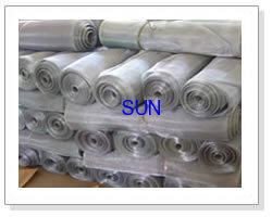Galvanized Steel Window Screen nettings