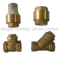 brass check valves