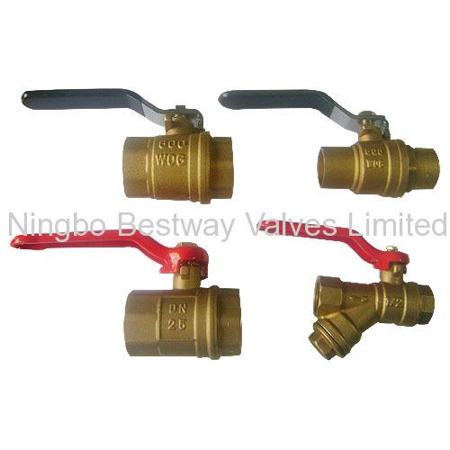 1 2 Brass Ball Valves