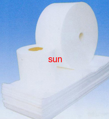 Polypropylene filter film