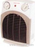 Plastic halogen heater