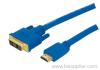 HDMI to DVI Cable (19 Pin to 18+5)