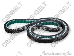 Timing belt  with sponge