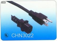 UL  AC Power Supply Plug