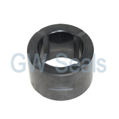 Rubber silicon bush