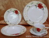 20 Pcs Super White Dinner Set
