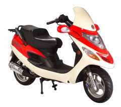 150cc moped scooter