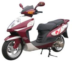 EEC/EPA gasoline scooter