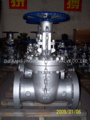 FLANGE END GATE VALVES