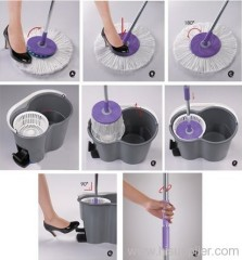 360 degree rotating magic mop