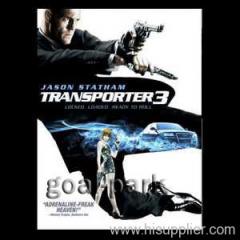 TRANSPORTER 3 blue ray movie