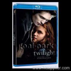 Twilight Blue Ray movie