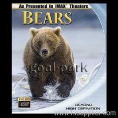 BEARS-IMAX Blue Ray movie