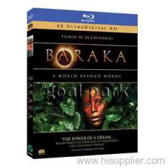 BARAKA Blue Ray movie