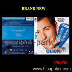 CLICK Blue Ray movie