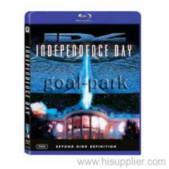 Independence Day Blue Ray movie