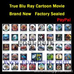 Cartoon Blu-Ray Movie