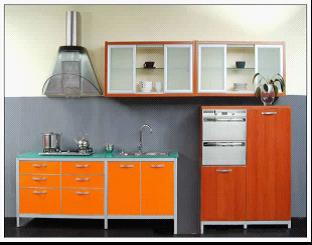 Fashion Kitchen Cabinet