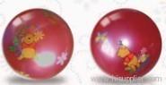 Sticker balls
