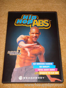 HIP HOP ABS 2DVD(High Quality)
