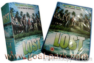 Lost season 1-4 30DVD