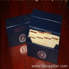 The West Wing Complete Series 45DVD boxset US version
