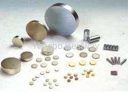 Sintered Disc Neodymium Magnets