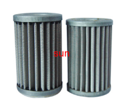sun Stainless filters element