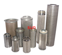 filter element series