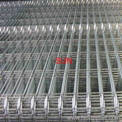 welded square mesh panel