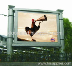 LED advertising displays