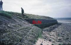 coast protection gabion
