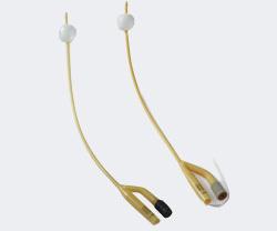 Latex Foley Catheters
