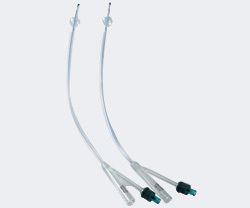 Silicone Foley Ballon Catheter