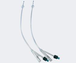 Silicone Foley Ballon Catheter