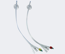 Silicone Foley Balloon catheters