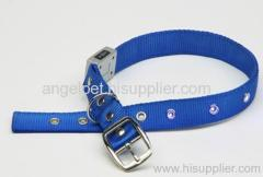 pet flashing collar and leash