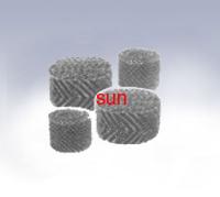 Gas-liquid filter mesh