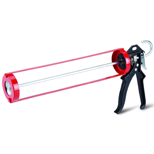heavy-duty revolving caulking gun
