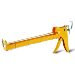 Ratchet Rod Caulking Gun