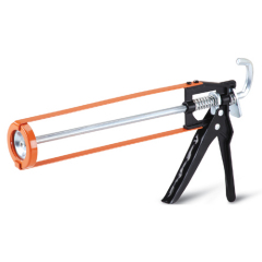 caulking gun red