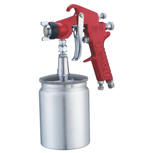 How to Use a Spray Gun?