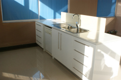 MDF And MFC Kitchen Cabinets