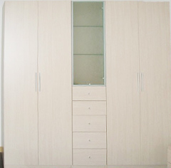 Large Bird Armoire