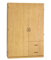 Wooden Storage Wardrobe