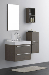 Oak Bathroom Cabinet